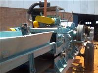 Picador de madeiras Marca Vantec com motor diesel
