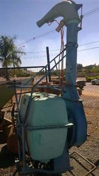 pulverizador canhão bertold