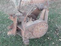 Guincho caçador TMO 33 ton
