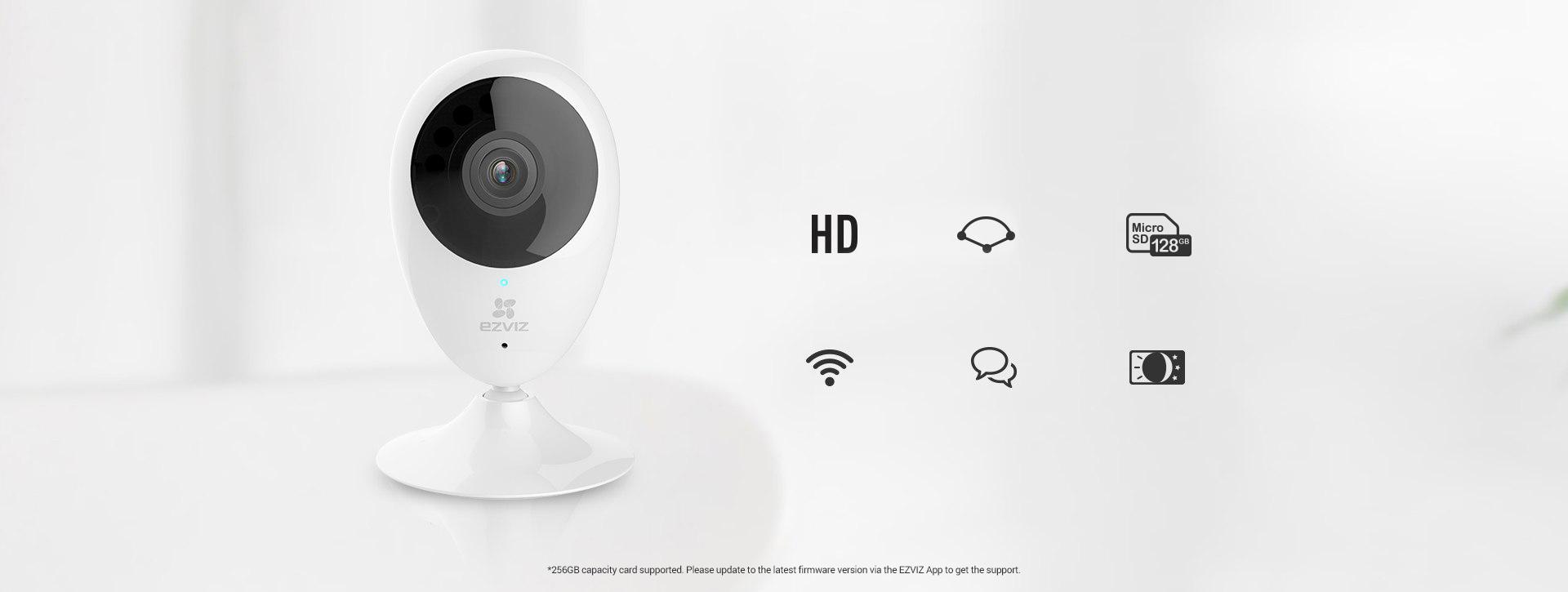 C2C - EZVIZ Wi-Fi Security Camera
