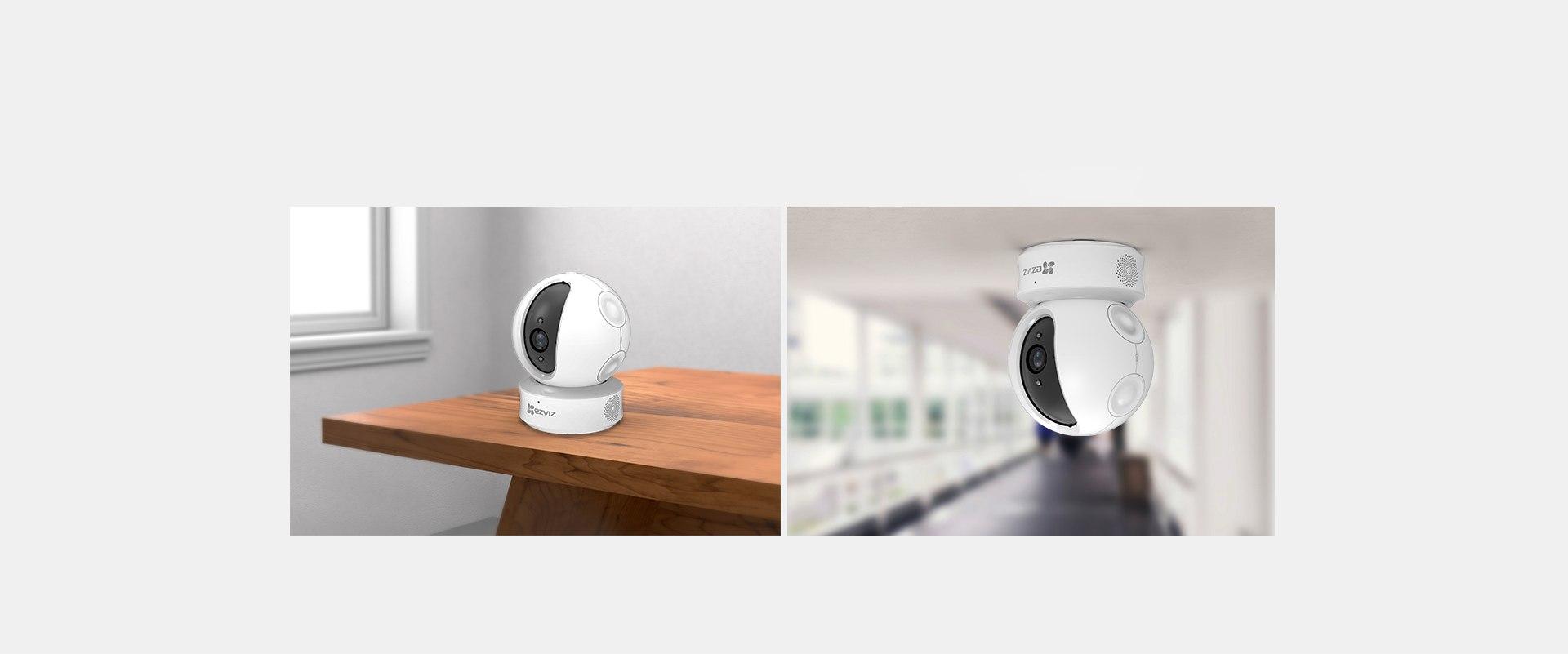 ez360 - EZVIZ Wi-Fi Security Camera