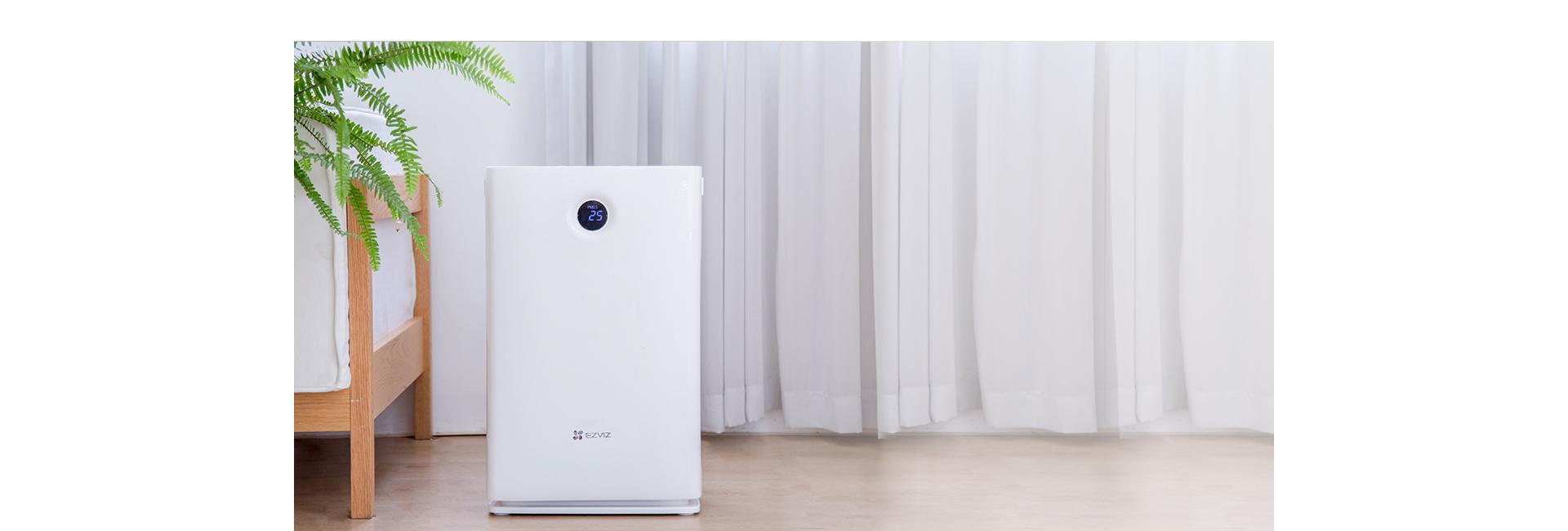 EZVIZ UV-C Air Purifier 7
