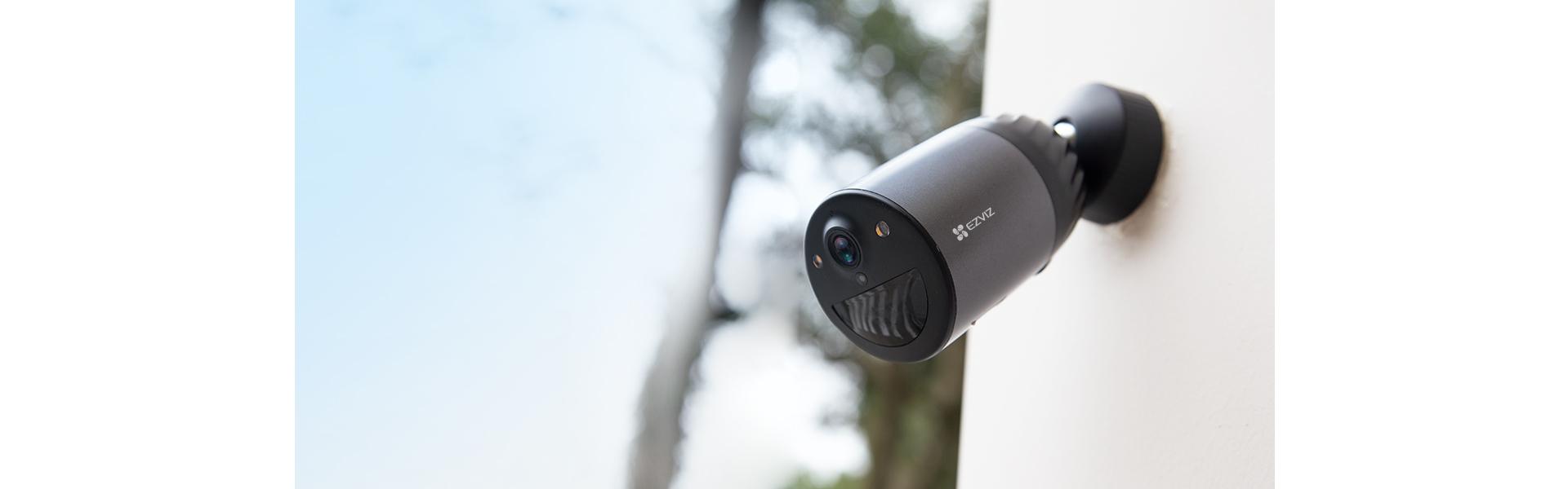 Kiểu dáng Camera chạy pin BC1C
