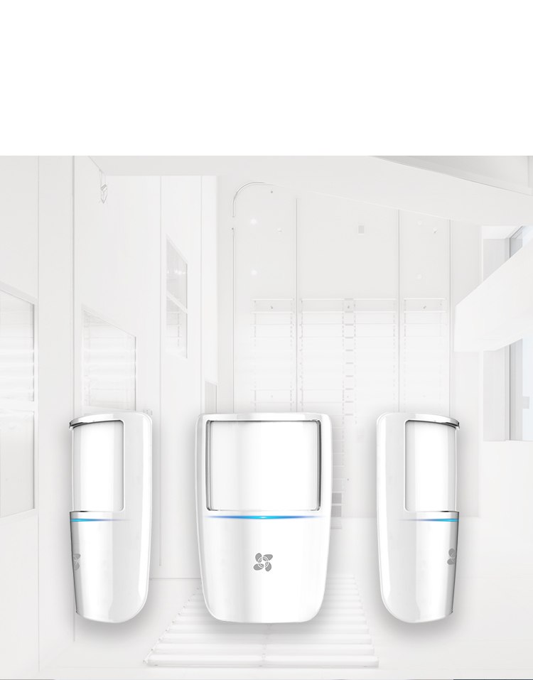 T1 - EZVIZ Wireless PIR Motion Detector