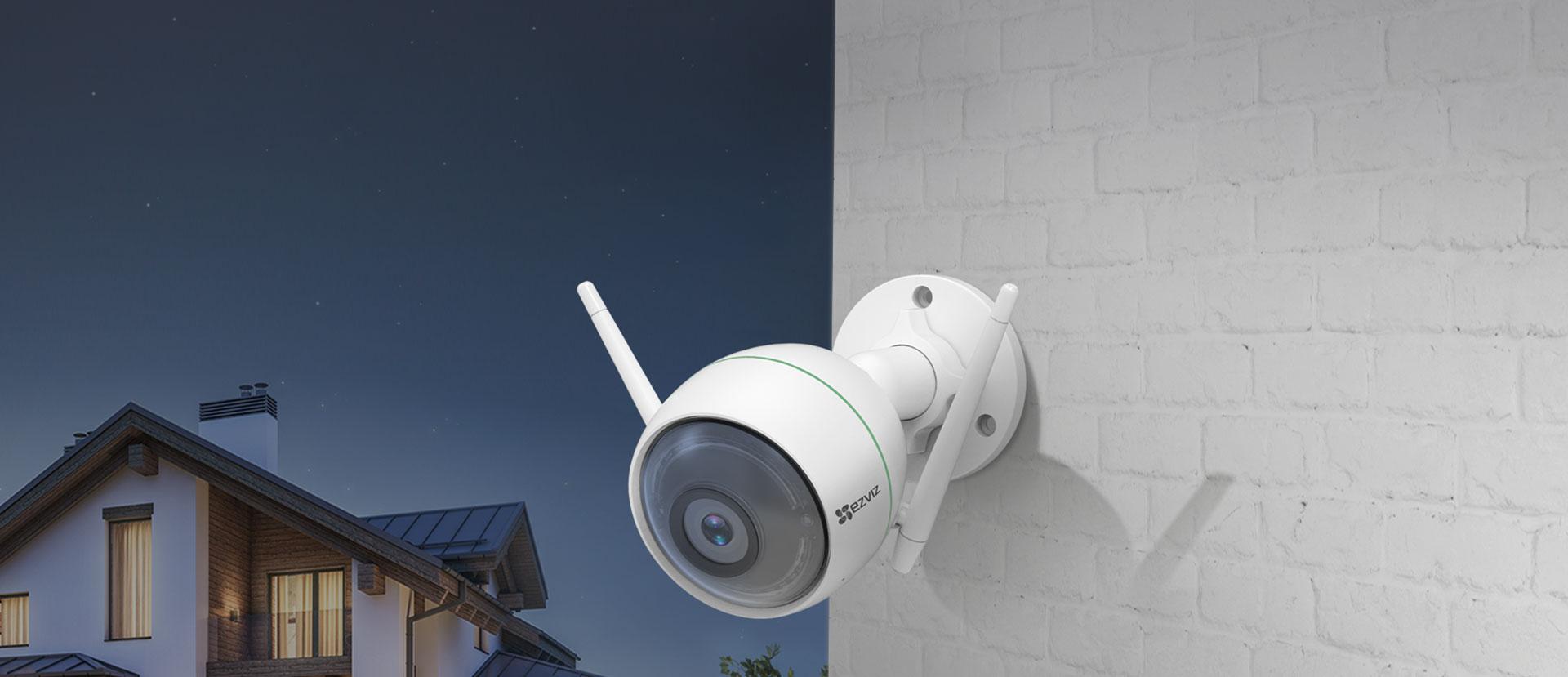 C3WN - EZVIZ Camera Wi-Fi ngoài trời