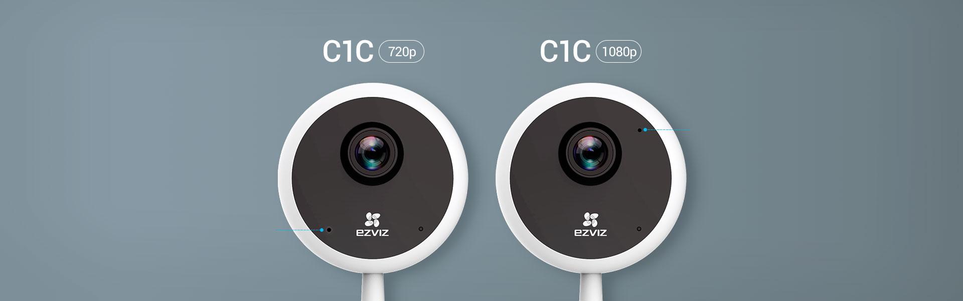1MP C1C Indoor Wi-Fi Camera CS-C1C-D0-1D1WFR