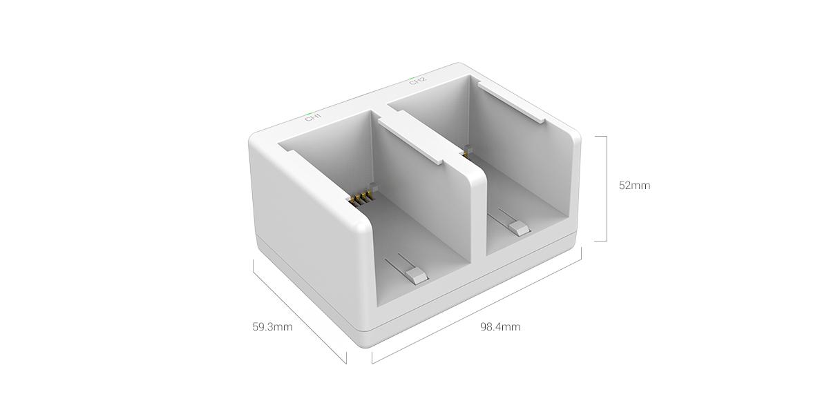Dual-Slot Battery