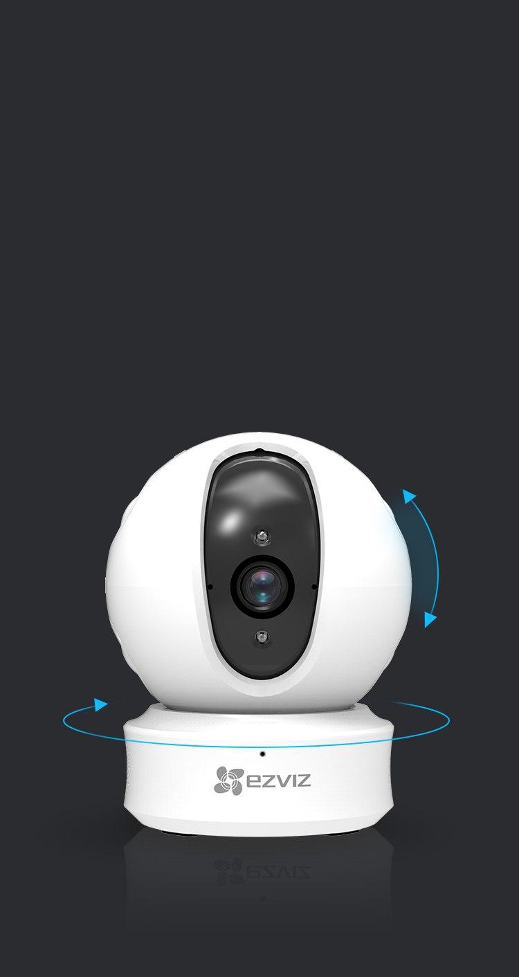 C6C - EZVIZ Wi-Fi Security Camera