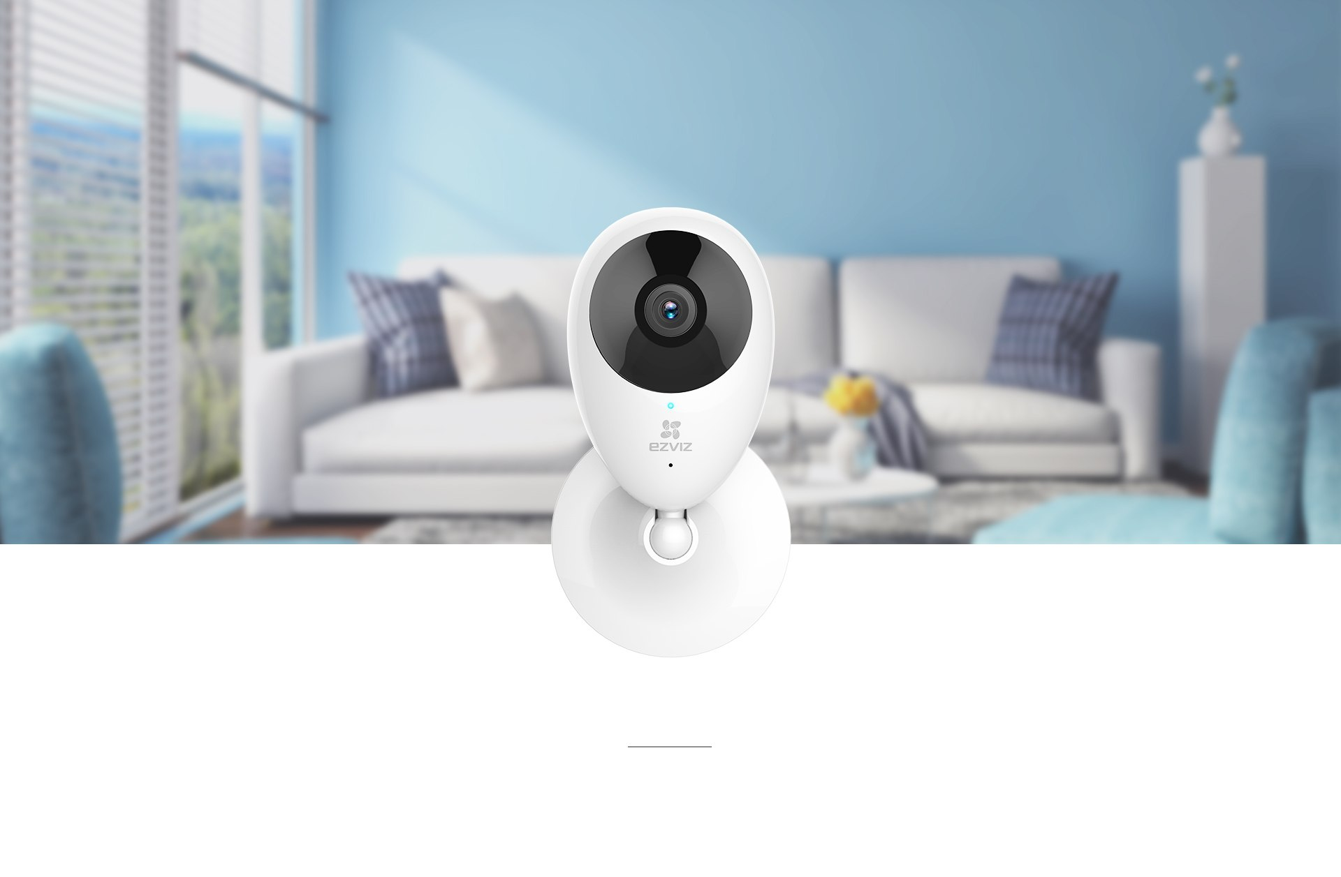 C2C (Mini O/ Mini O Plus) - EZVIZ Wi-Fi Security Camera