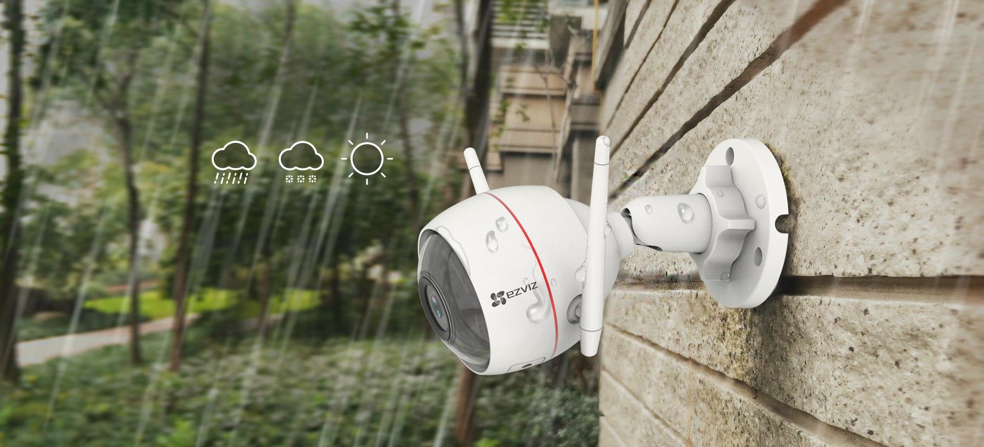 Camera Ezviz C3W 1080p ip 66