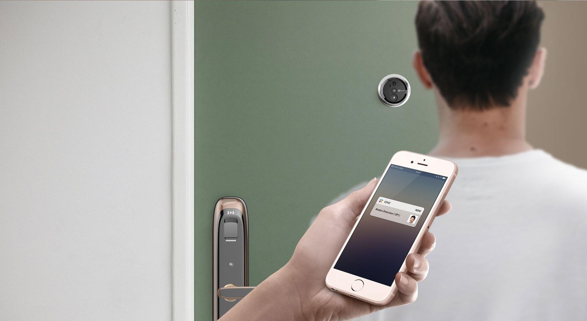 ezviz dp1  DP1 - EZVIZ Smart Home Device