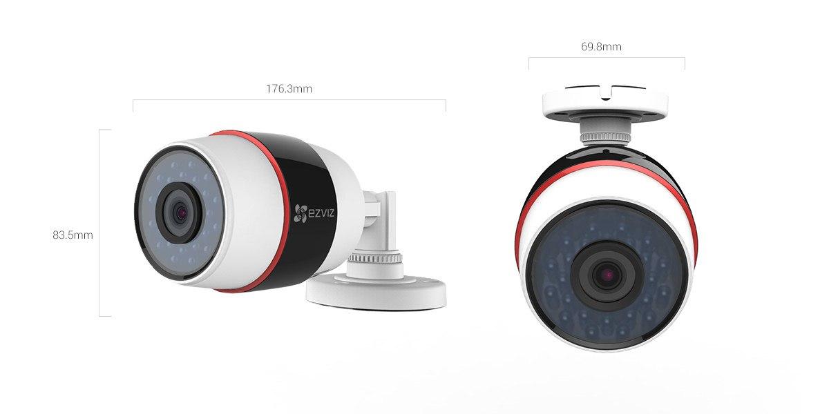 C3S (Husky) - EZVIZ Wi-Fi Security Camera