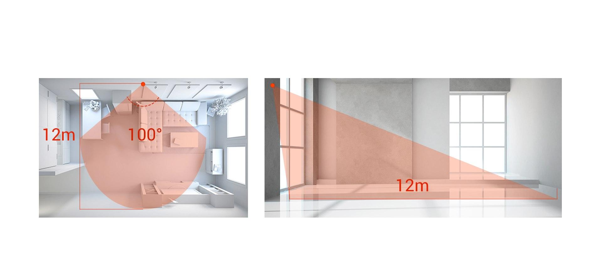 T1 - EZVIZ Wireless PIR Motion Detector