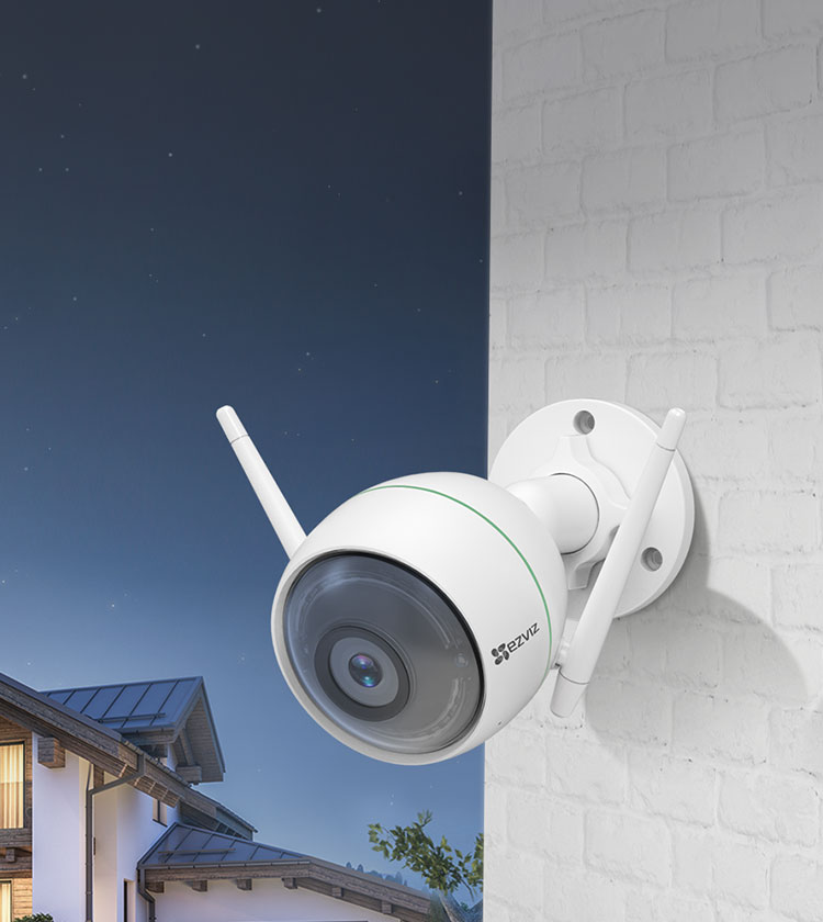 C3wn Ezviz Outdoor Wi Fi Camera