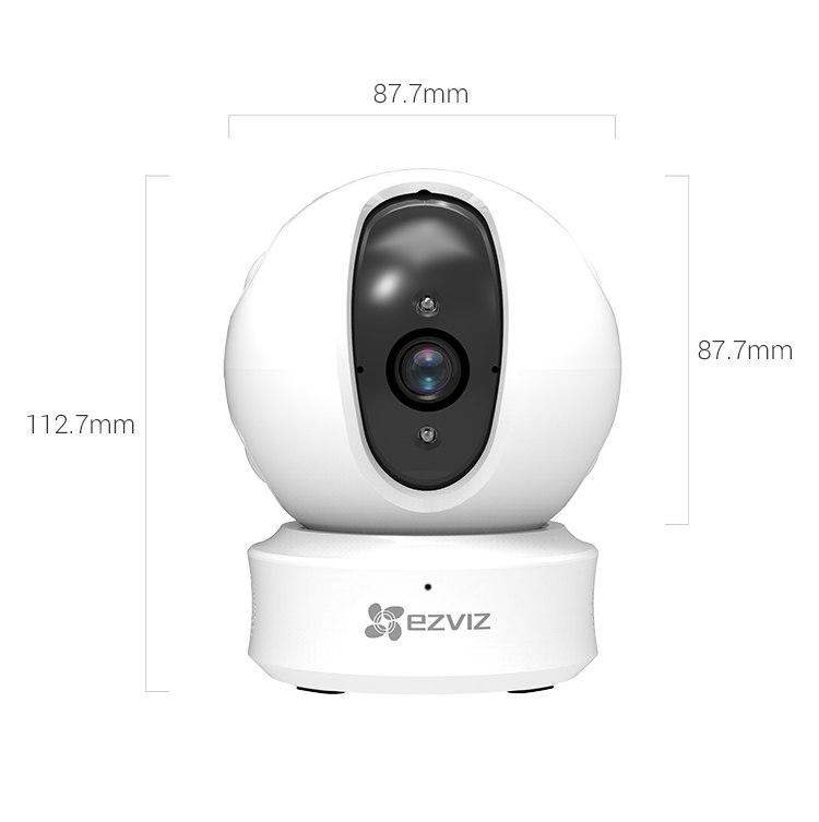 360° Coverage Smart WiFi IP Camera Wireless Home Security 720P IR Night Vision