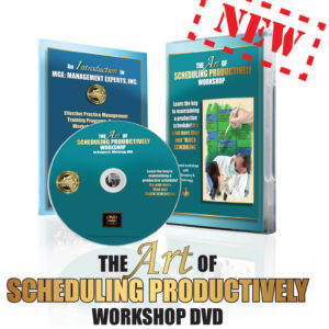 The Art of Scheduling Productively Workshop DVD - $199 - Buy Now!