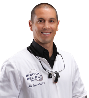Aldo Espinosa DDS a client at MGE Management Experts
