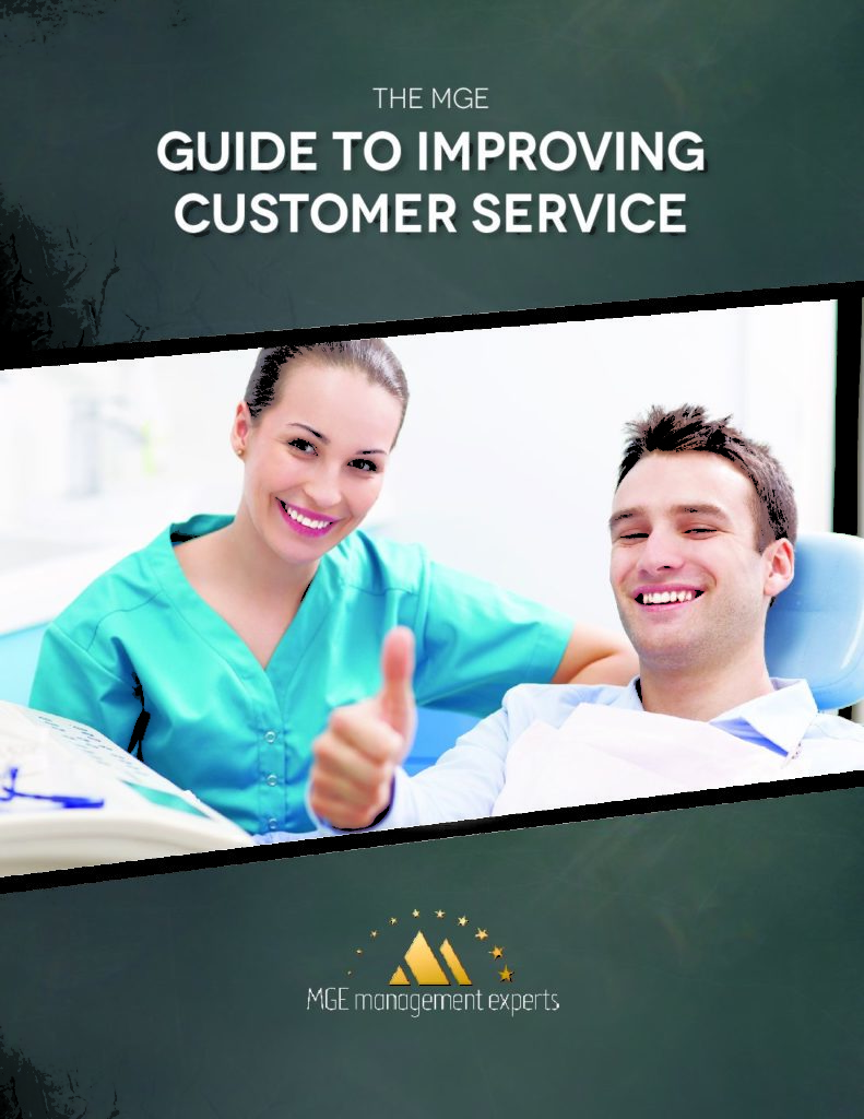 The MGE Guide to Improving Customer Service Ebook - Free download!