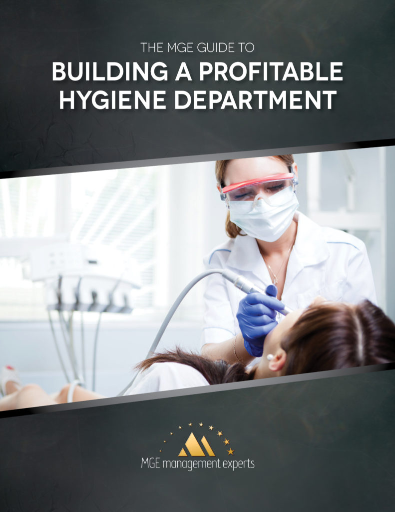 MGE Guide to Building a Profitable Hygiene Department Cover - FREE ebook download!