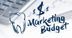 Marketing budget - MGE Management Experts Blog on dental practice management