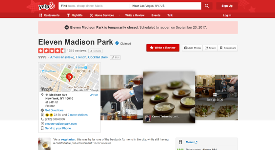 5-Star Rating on Google or Yelp: Is it Important? - The MGE Blog
