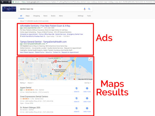 6 Ways to Improve your Practice's Local Ranking on Google
