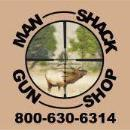 Man Shack Gun Shop Main Image
