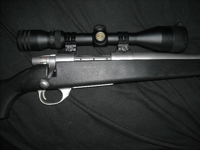 simmons 44 mag 3 10x44. chambered in 300 winchester short magnum. gun is like new condition. comes fitted with a simmons 44 mag wide angle scope 3-10x44. email 3 10x44 i