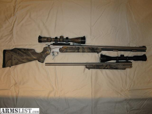 Armslist For Sale Thompson Center Encore 209x50 Magnum