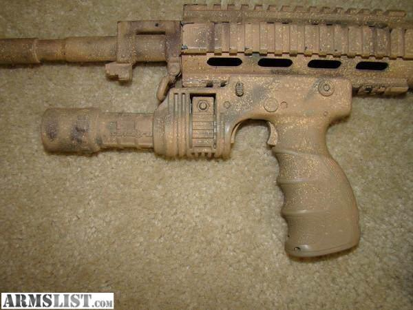 Armslist For Sale Trade Loaded Bushmaster M4a3 With