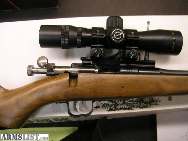 Chipmunk Rifle History