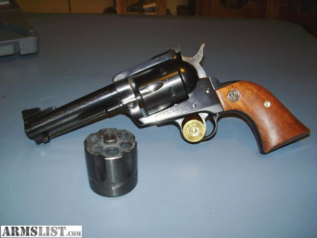 ARMSLIST - For Sale: Ruger Blackhawk Convertible 357/9mm ...