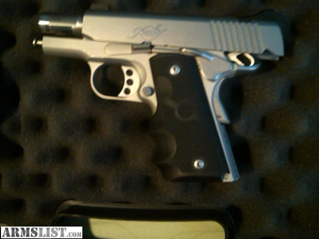 ARMSLIST - For Sale: KIMBER 1911 ULTRA CARRY II, 3 IN ...