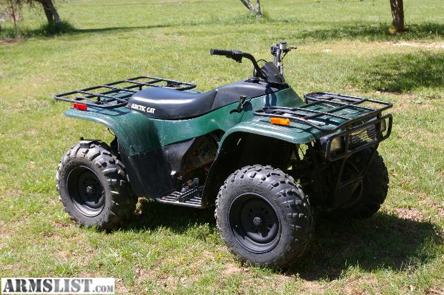 armslist for sale 2000 arctic cat atv. Black Bedroom Furniture Sets. Home Design Ideas