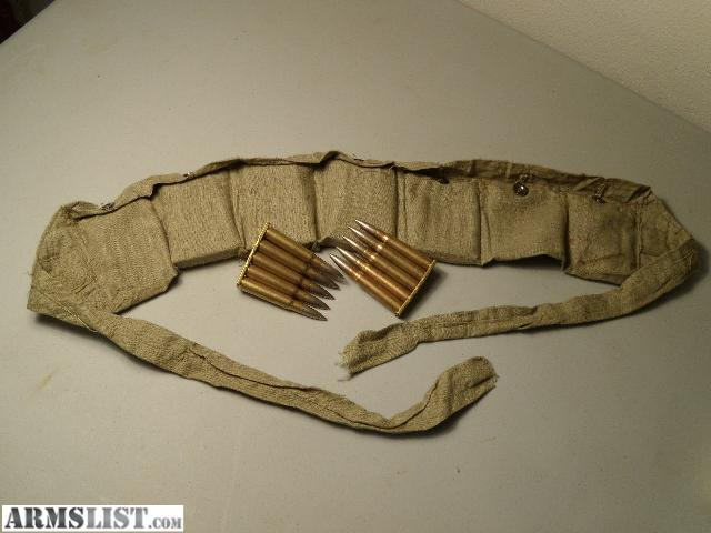 98k mauser brass stripper clip