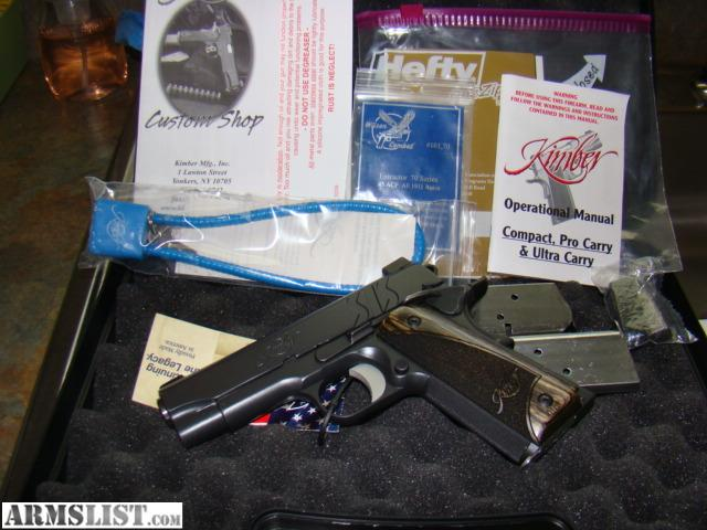 Armslist for sale kimber sis pro 4 inch