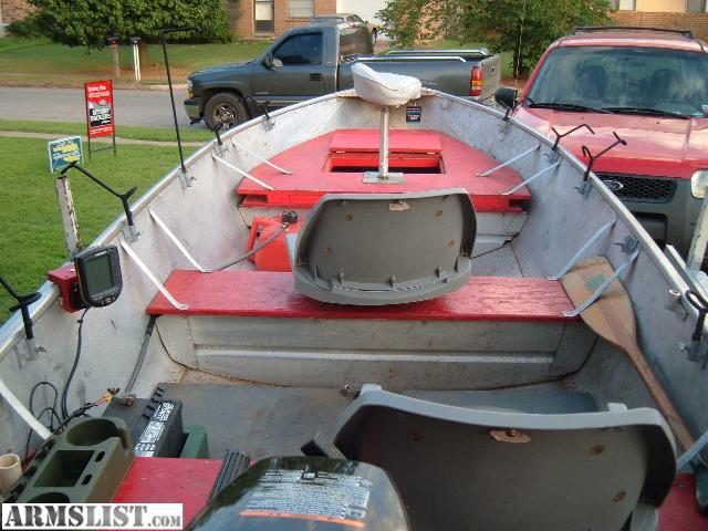 14 Ft Aluminum Fishing Boat Boats for sale - New and