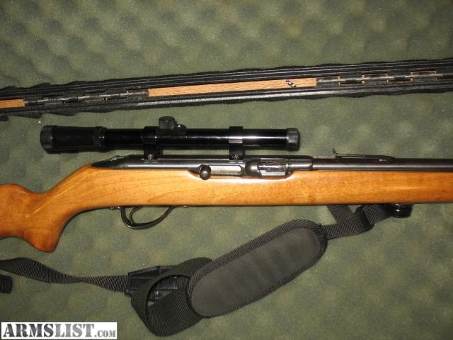 how to clean semi auto 22 rifle