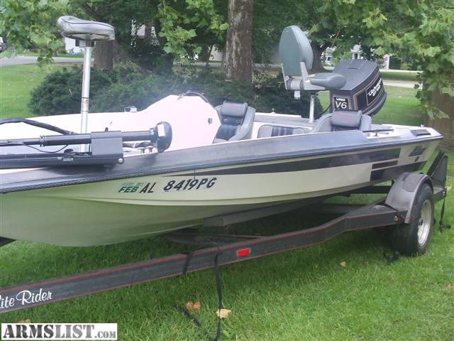 Armslist for sale trade blazer bass boat for Bass fishing boats for sale
