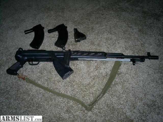 Sks rifle stock options