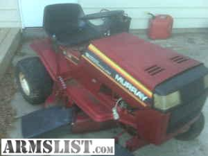 Armslist For Sale Trade Murray 38 Quot Riding Lawn Mower