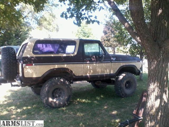 armslist for sale trade 1979 ford bronco. Cars Review. Best American Auto & Cars Review