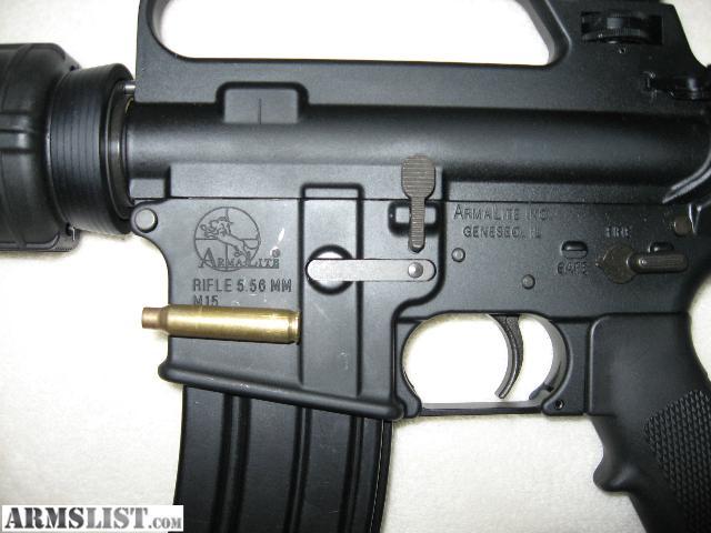 Classic Army Armalite M15 A4 CQB AEG Gun