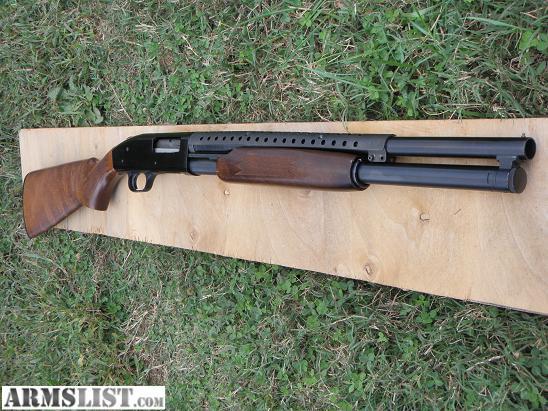 ARMSLIST - For Sale/Trade: Mossberg Persuader 8-shot 12ga.