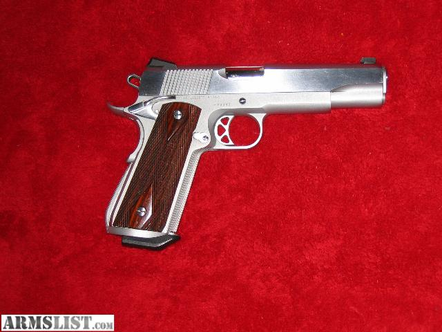 ARMSLIST For Sale Caspian 1911 38 Super