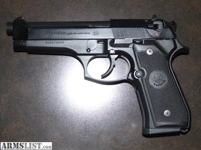 ARMSLIST For Trade Beretta 96 40 Cal
