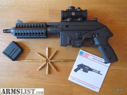 ARMSLIST - For Sale: Kel-Tec PLR-16