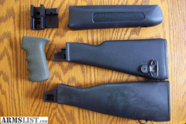 ak 47 parts & accessories ak 47 stocks & grips for sale