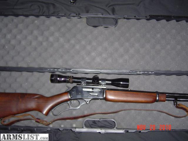 ARMSLIST - For Sale/Trade: Marlin 336 .35 remington Lever Action Rifle