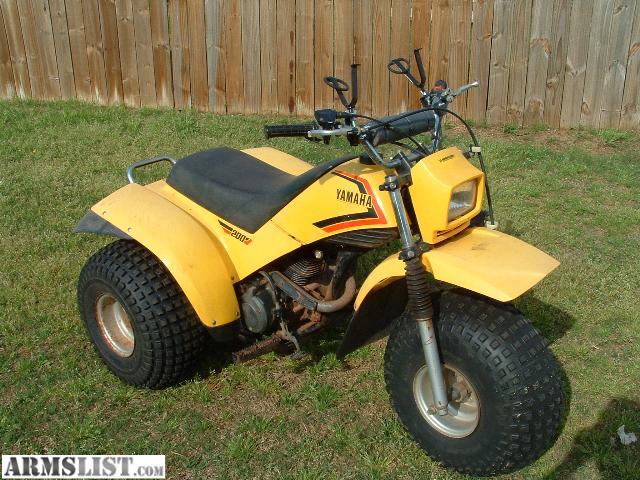 armslist for sale trade 1986 yamaha 200 3 wheeler. Black Bedroom Furniture Sets. Home Design Ideas